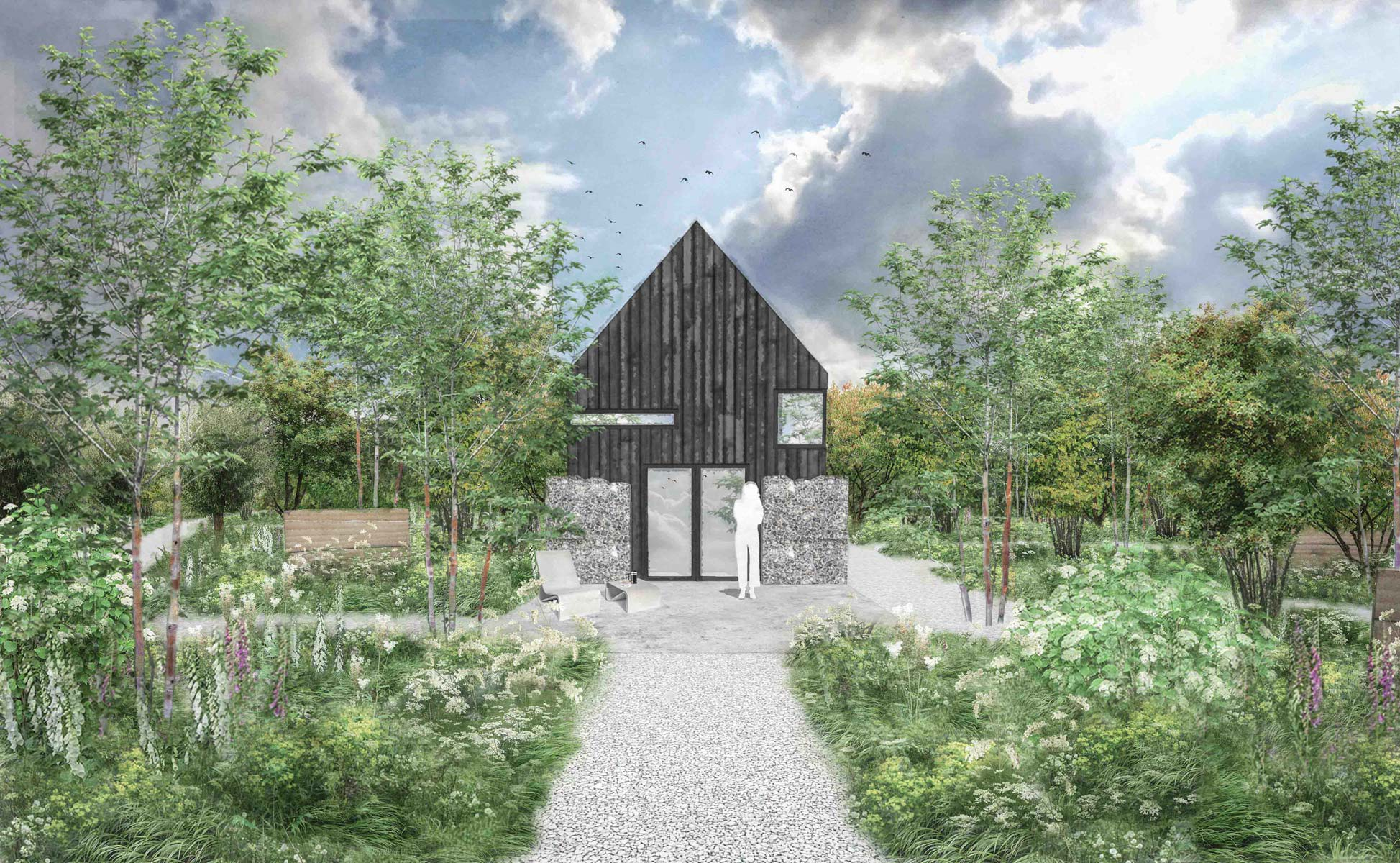 Colm Joseph Gardens- Field Barn Suffolk modern studio architecture contemporary design woodland garden.jpg