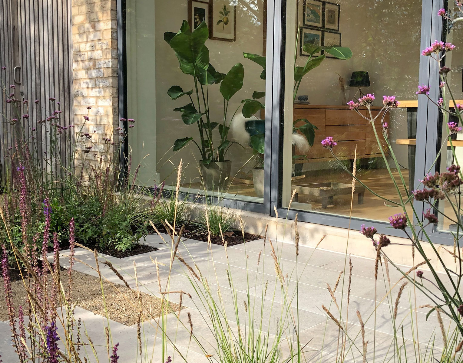 Colm Joseph Gardens - Cambridge garden modern architecture contemporary garden design
